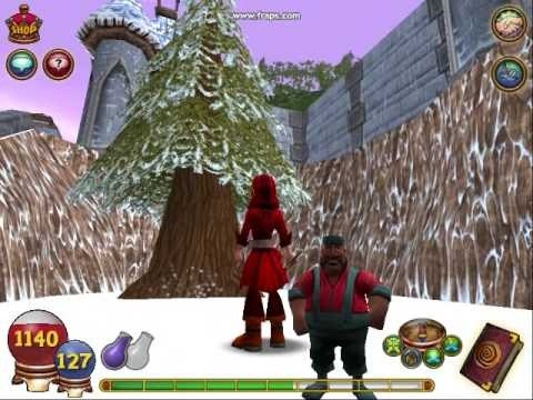 Find the Wizard101 Smiths in Wizard City (12/06/09)