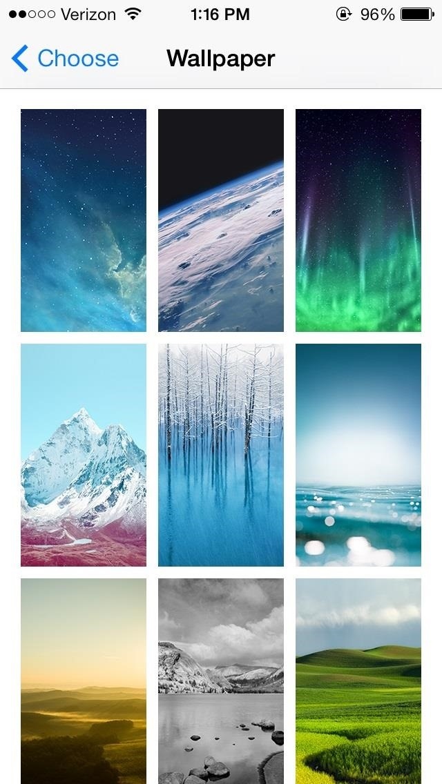 first look the new ringtones dynamic wallpapers in ios