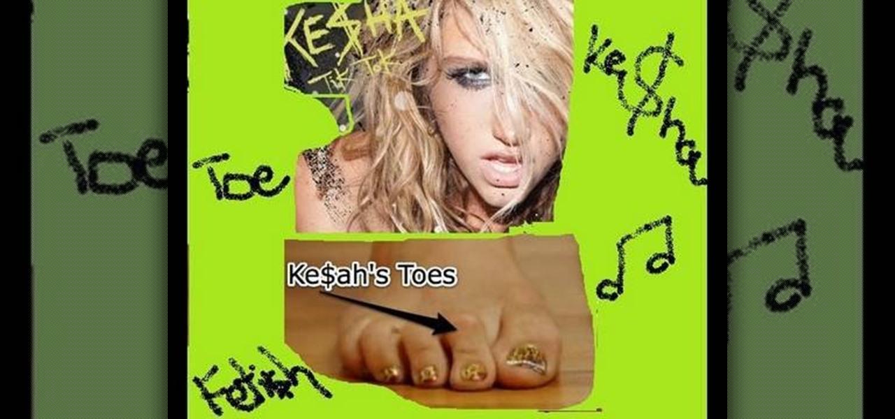 Kesha Feet Tik Tok