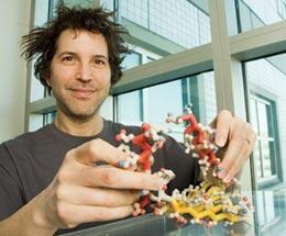 Free Protein Folding Game Cracks HIV Molecule Riddle