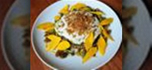 Make braised sunflowers with herbed ricotta salad