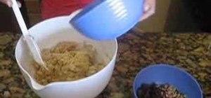 Make tender flaky homemade scones
