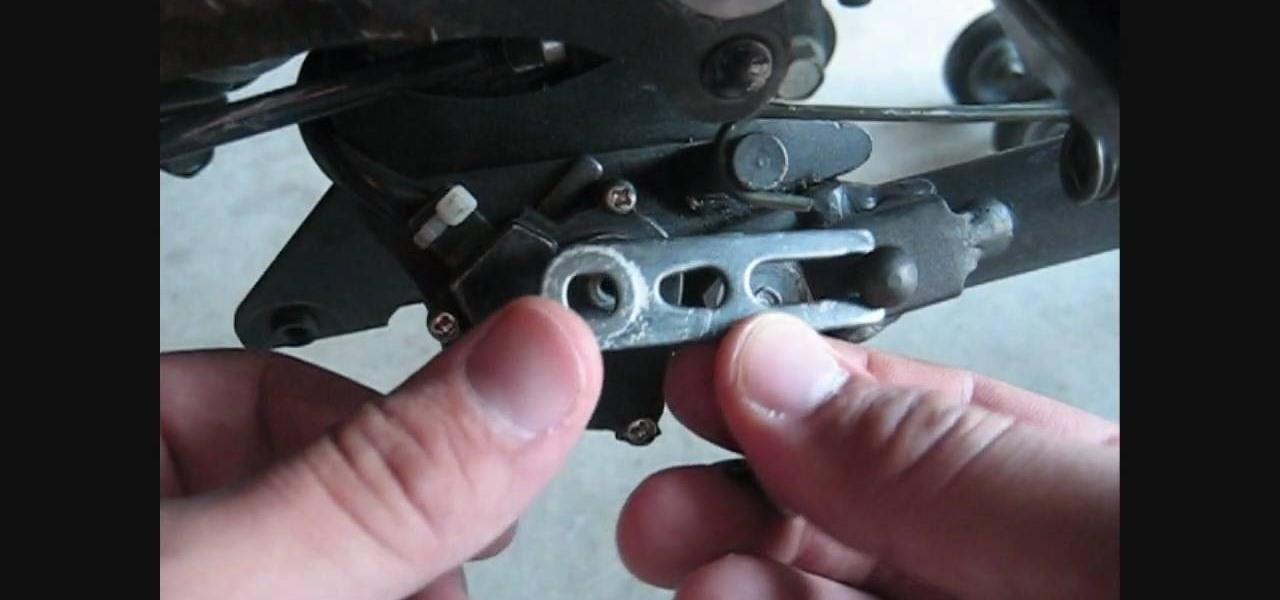 How To Replace The Kickstand Safety Switch On A Ninja 250r