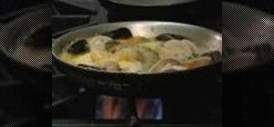 Cook Irish seafood stew