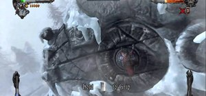 Beat the Ice Titan boss in Castlevania: Lords of Shadow