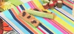 Make snacks for kids