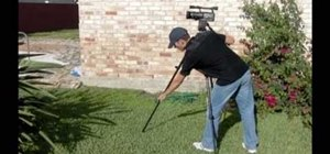 Simulate a dolly shot with just a camera tripod