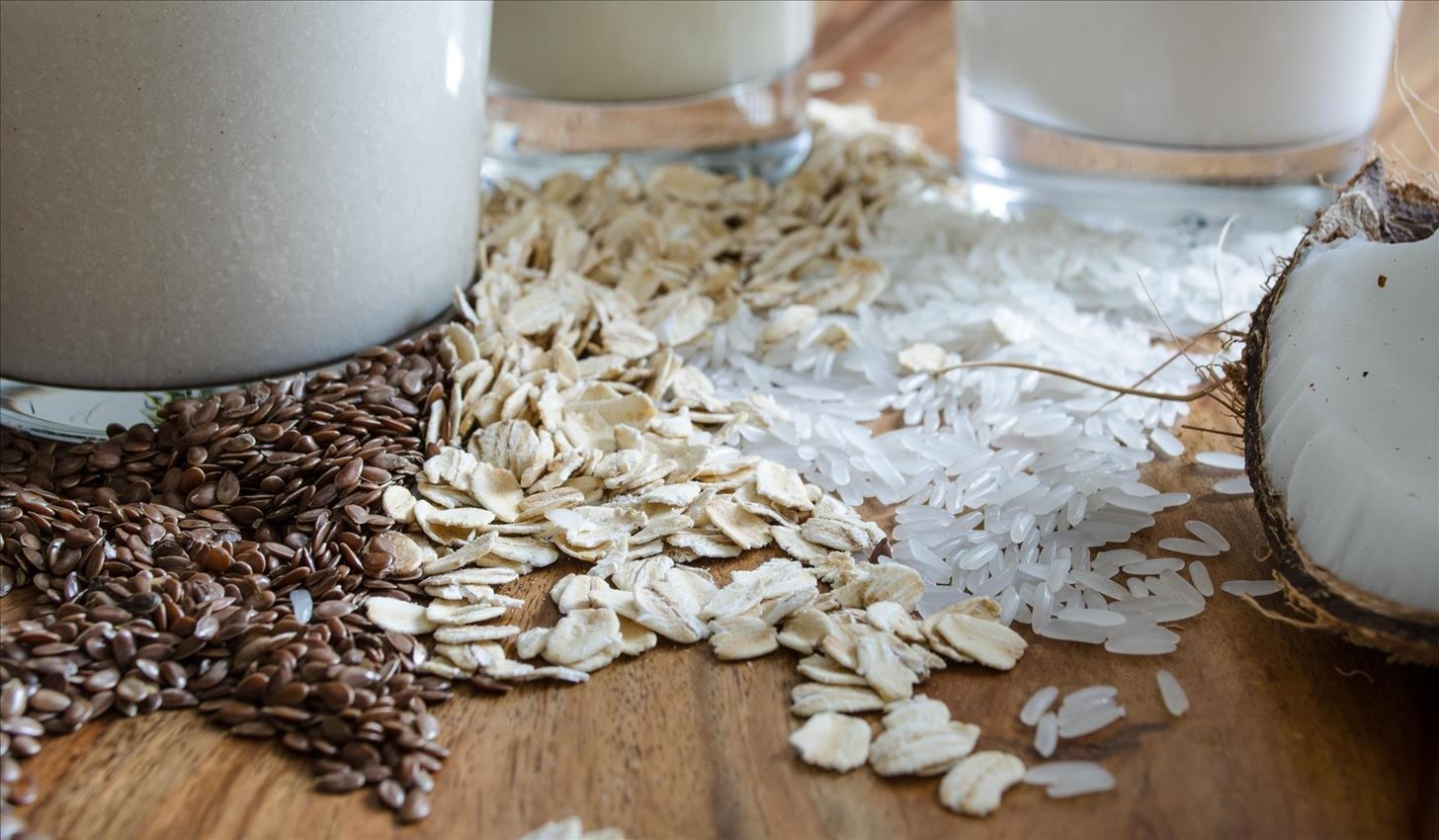 When You're Sick of Almond & Soy, Try These 5 Milk Alternatives