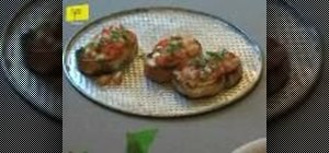 Make bruschetta for beginners