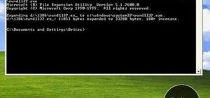 Restore rundll32.exe on a Windows XP PC
