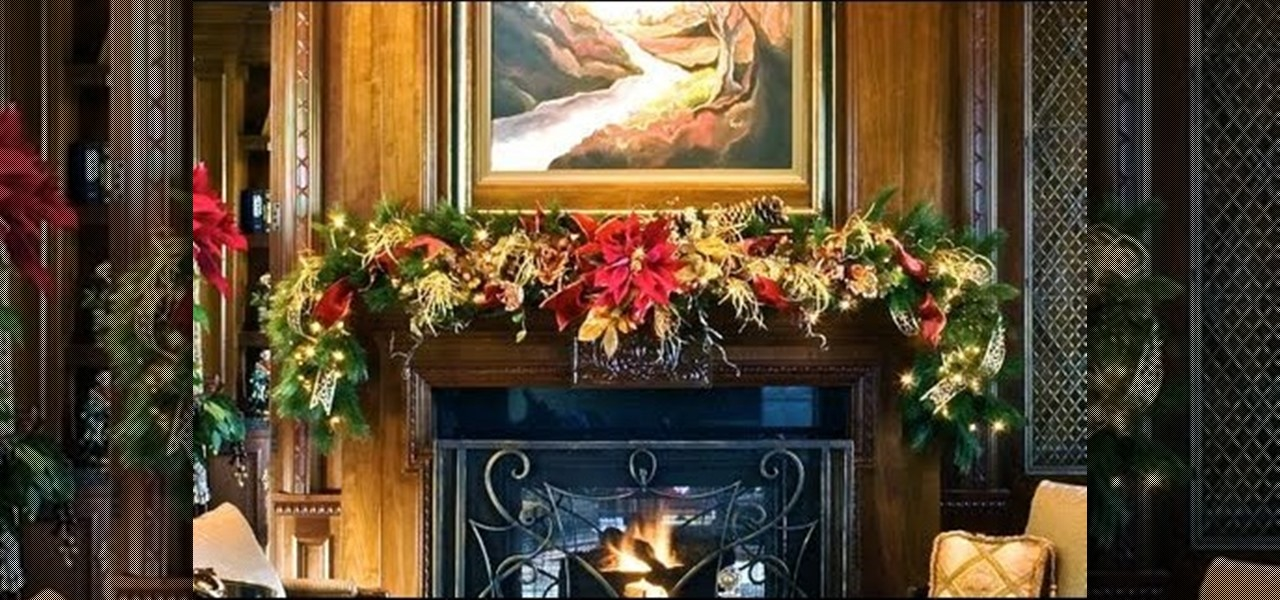 How to decorate your fireplace mantle and table top with for How to decorate