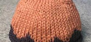 End a Knit Hat