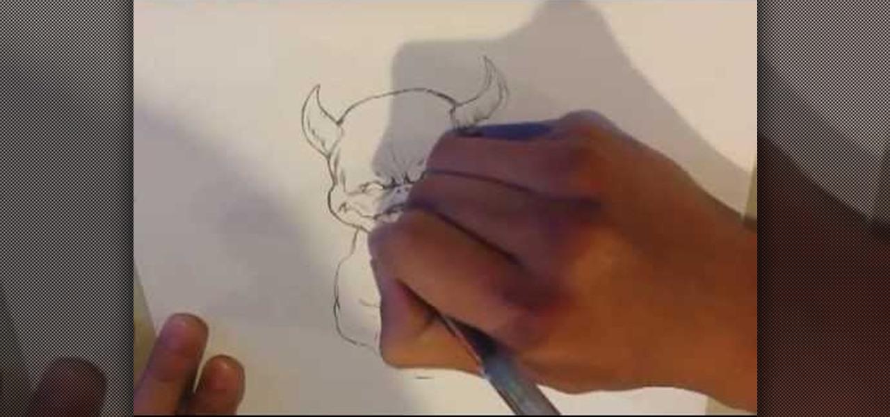 Draw a Medieval Goblin