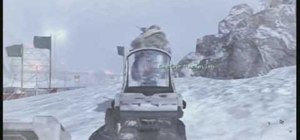 Earn the Ghost achievement in Modern Warfare 2 (MW2)