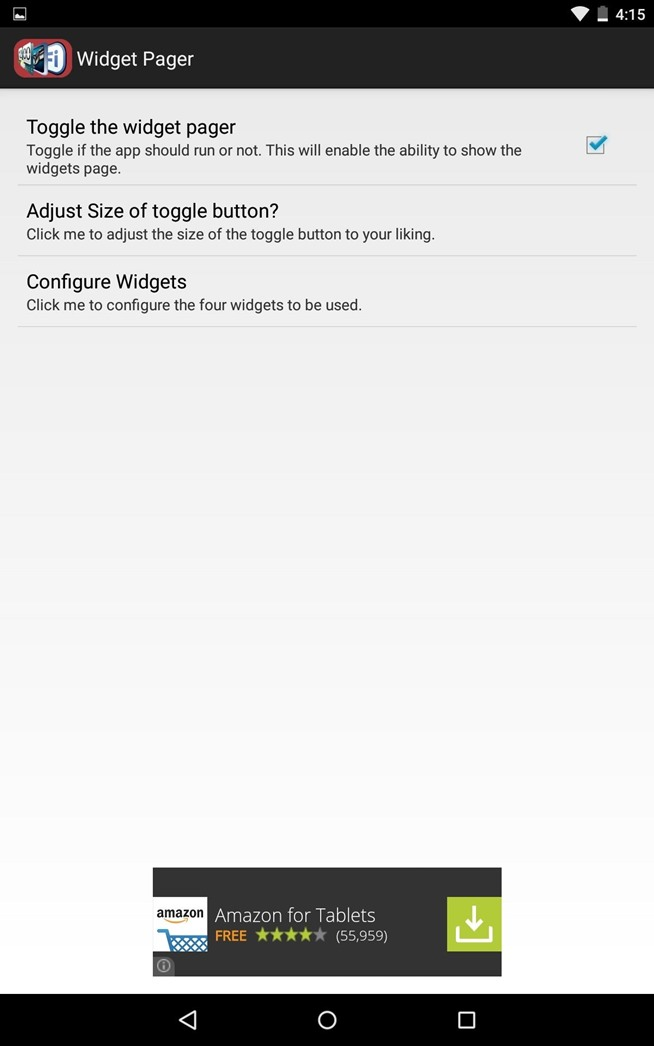 How to Get Back Lock Screen Widgets in Android Lollipop