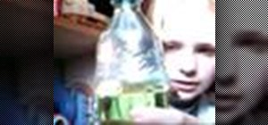 Make a colorful density bottle