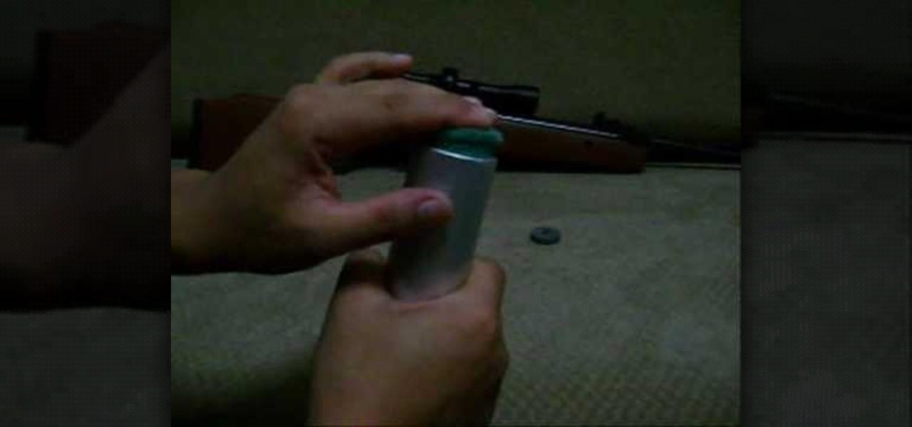 How To Make A Homemade Airsoft Rifle 118