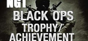 "Earn the ""Double Whammy"" achievement in Call of Duty: Black Ops"