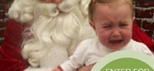 Spooked By Santa Photo Contest - Deadline January 8, 2011