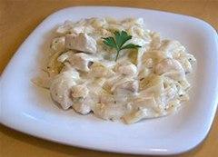 Chicken Helper - Italian Fettuccine Alfredo