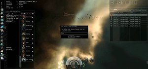 Start ratting as a new player in the game EVE Online