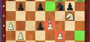 Avoid losing at chess by cleaning up your mistakes