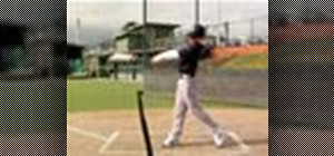 Practice a beginning no stride step drill in baseball