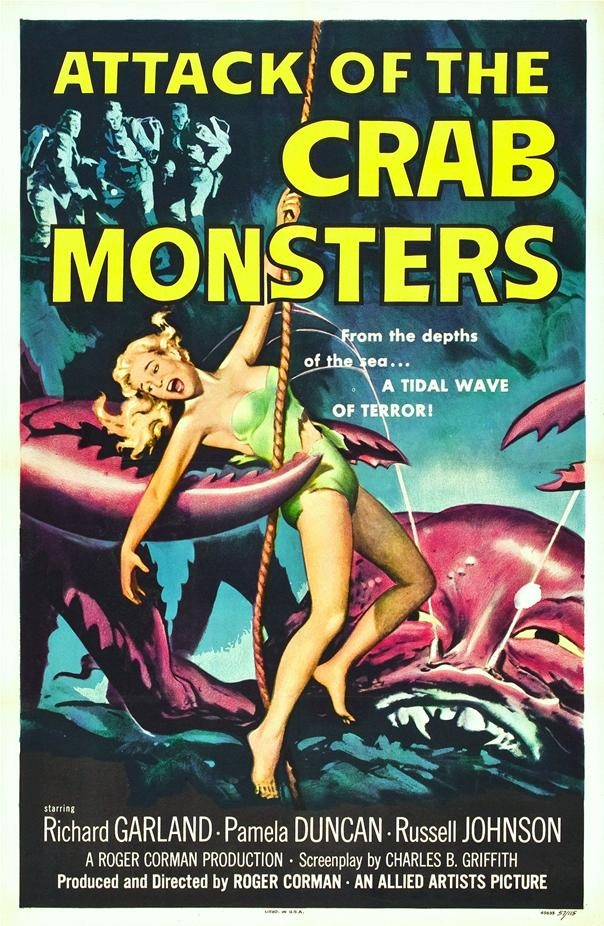 Attack of the Crab Monster
