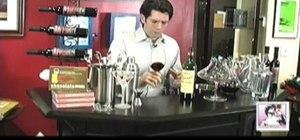 Decant an old Bordeaux