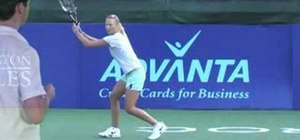 Pivot & shoulder turn in a tennis forehand