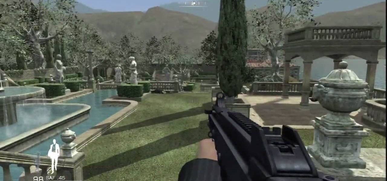 How to Walkthrough the James Bond video game Quantum of Solace for ...