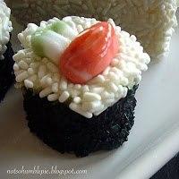 Looks Like Sushi, Tastes Like Cupcake