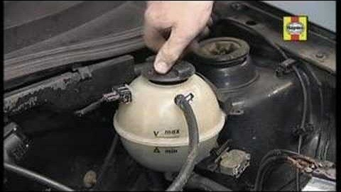 Maintain your car's cooling system