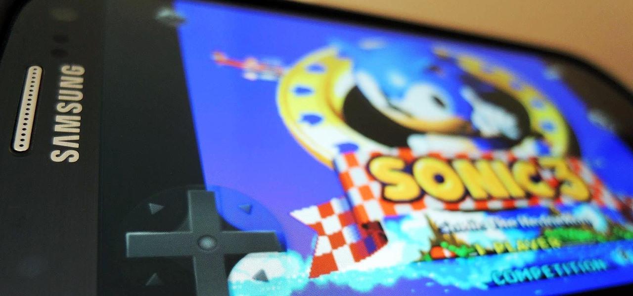 Play Old Sega Games