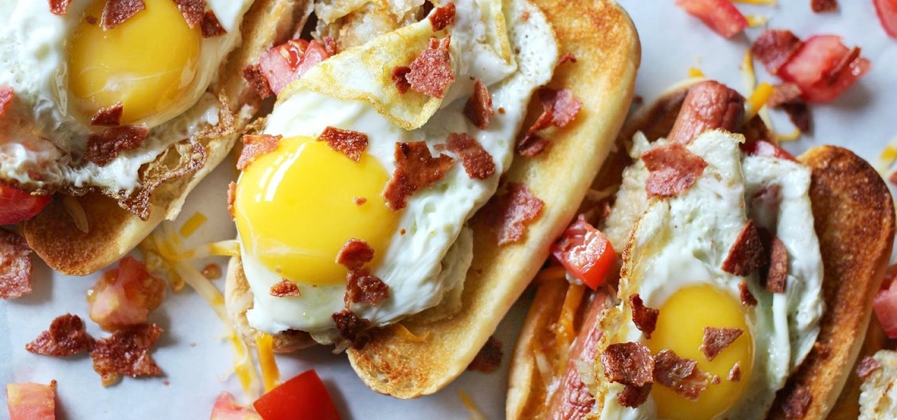Plop an Egg on Your Hot Dog, Plus 9 More Wacky Upgrades