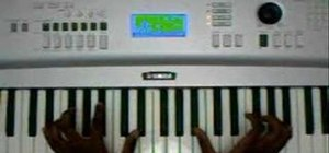 """Play """"Ordinary People"""" by John Legend on piano"""