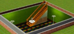 Create a basement for your house in Sims 3