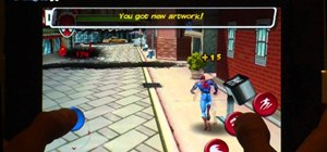 Walkthrough the Ultimate Spider-Man: Total Mayhem game for Apple devices