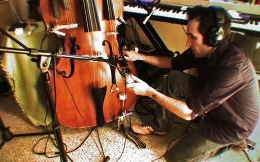 EXPERIBASS: Violin+Viola+Cello+Double Bass