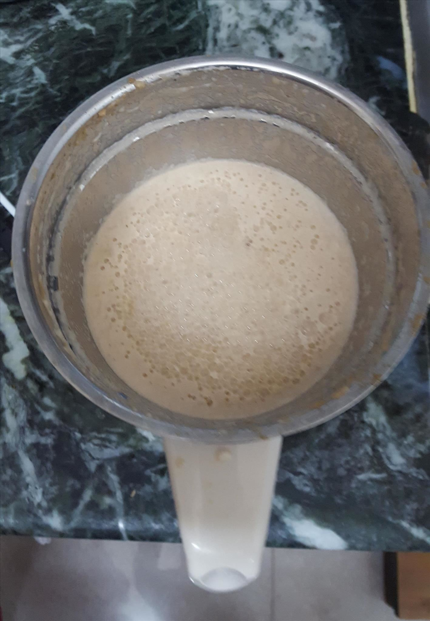 How to Make Low Fat and High Protein Apple Cinnamon Soya Shake