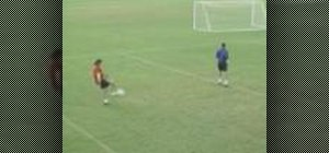 Practice the Quick Turn soccer drill