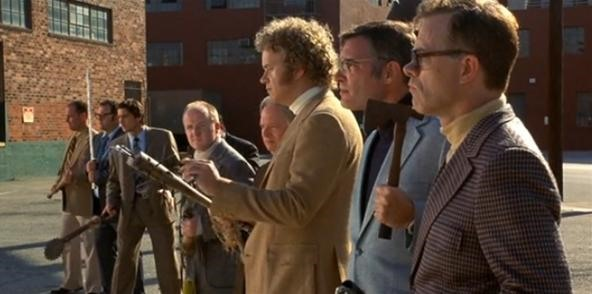 Movie Quiz: Anchorman - Luke Wilsons Arm