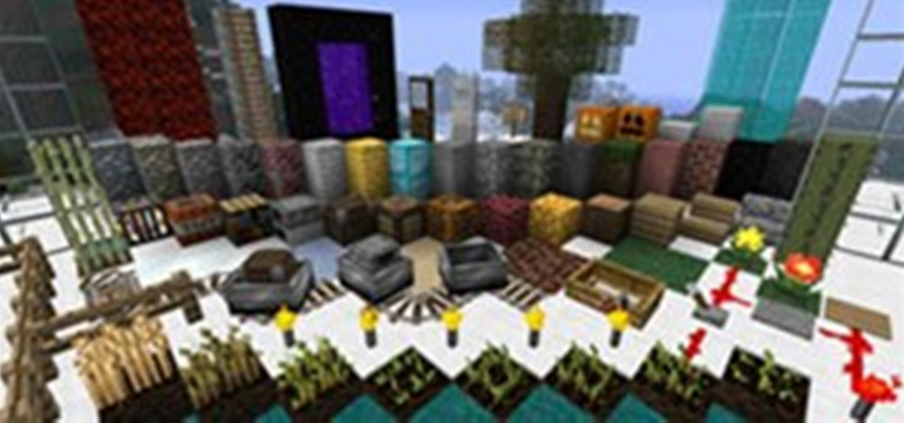 how to make a minecraft texture pack