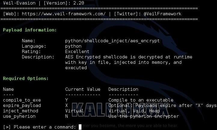 Hack Like a Pro: How to Evade AV Detection with Veil-Evasion