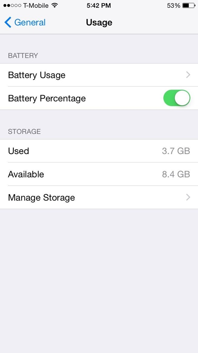 Unlock Your iPhone Using the Current Battery Percentage as Your Passcode