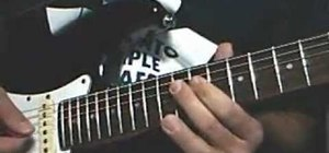 "Play the guitar solo to ""Comfortably Numb"""