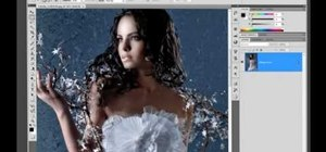 Edit the File Info of an image in Photoshop CS4 or CS5