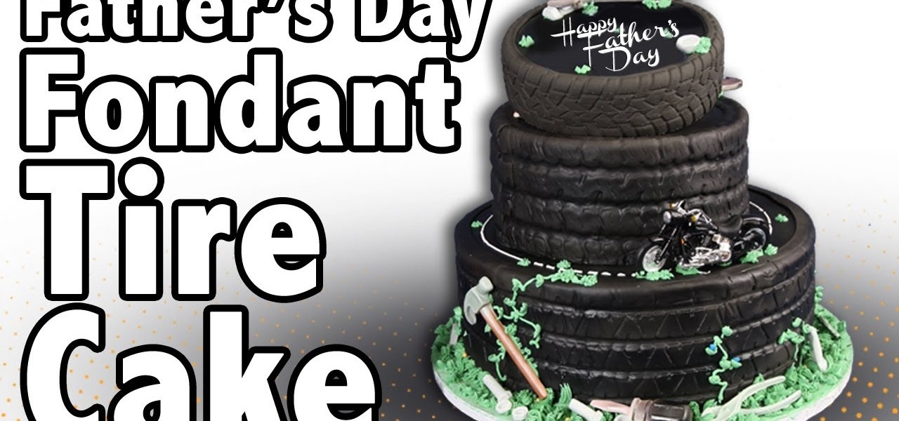 How To Make A  Tier Cake Without Fondant