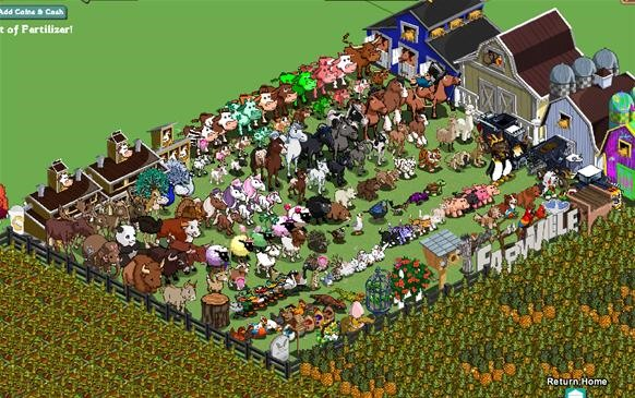 Farms I like and why I like them