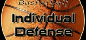 Improve your individual defensive skills in basketball